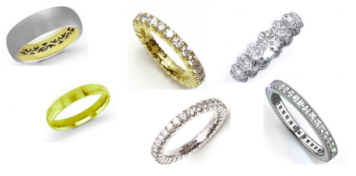 Wedding Rings and Anniversary Rings in New York City