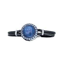 Cianite and Sapphire Bracelet from Ancora