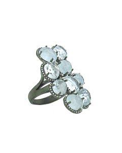 Aquamarine & Diamond Ring from Di Massima