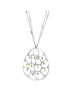 Fancy Color Diamond Pendant from DiGo