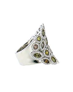 Fancy Color Diamond Ring from DiGo