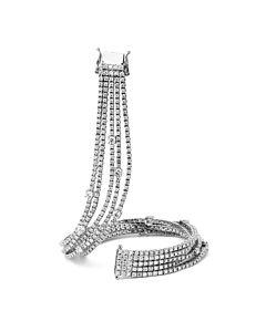 Five Row Diamond Bracelet
