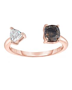 Fancy Shapes Cuff Ring