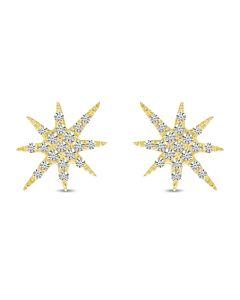 Petite Star Studs