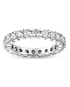 2 ct. Prong Set Diamond Eternity Ring