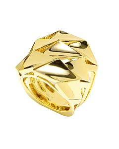 18 Kt. gold Origami Ring