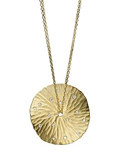 Oasis Diamond Pendant