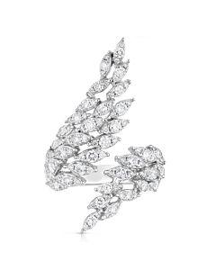 Wraparound Marquise Ring