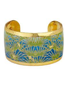 """Sprig"" Cuff Bracelet"