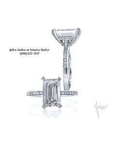"""18K Diamond """"Paloma"""" Ring"""