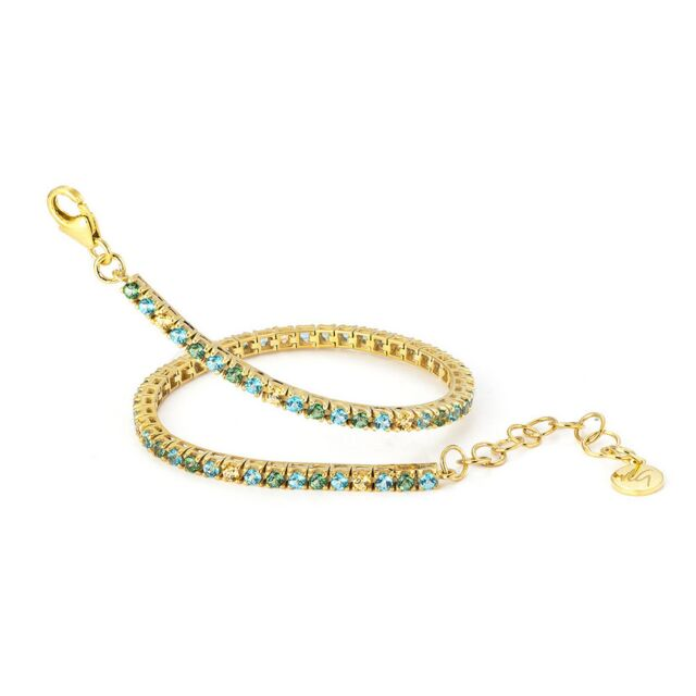 Portofino Collection Paradiso Eternity Bracelet