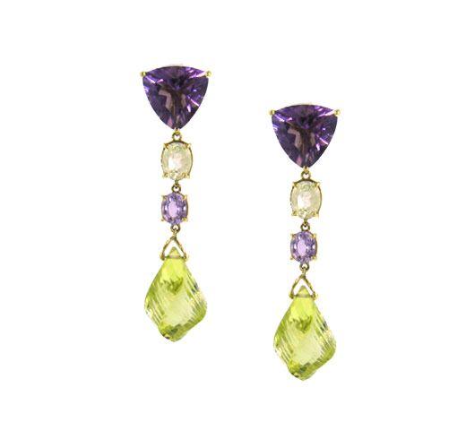 Maurice Badler New York City Fine Jewelry For Roberto Coin Bez Ambar Pandora And More Amethyst Shire Lemon Quartz Earrings