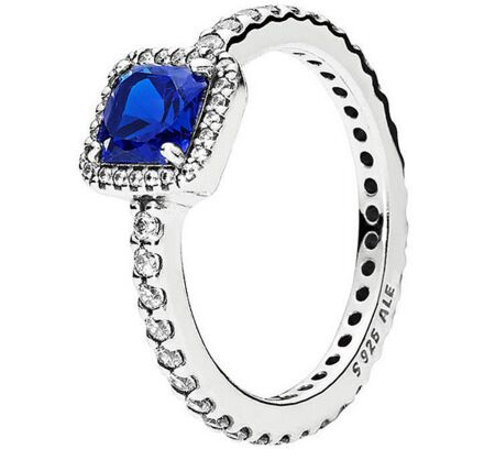 5b71e7678 Maurice Badler | New York City fine jewelry store for Roberto Coin, Bez  Ambar, Pandora, and more sterling silver timeless elegance ring, blue