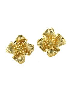 Estate Collection 14k Gold Earrings