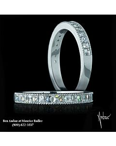 18k Blaze Diamond Ring