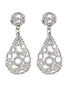 Eli Jewels Diamond Earrings