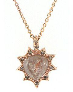 Barry Kronen's One-of-a-kind diamond pendant
