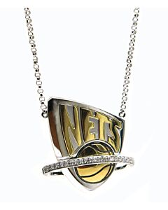 NJ Nets in Gold and Diamonds