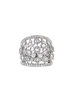 Diamond Domed Ring from DiGo