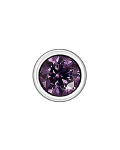 FOURKEEPS Amethyst, February Birthstone Charm