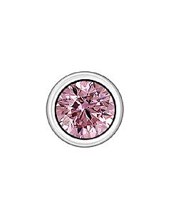 FOURKEEPS Pink Tourmaline, October Birthstone Charm