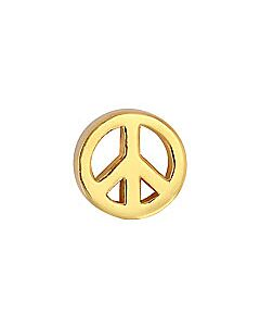 FOURKEEPS Sterling Silver Peace Sign