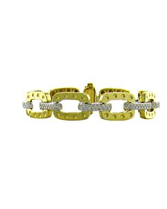 Pois Moi Diamond Link Bracelet