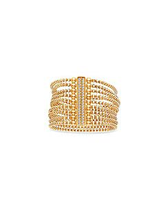 Nine Row Yellow FOURKEEPS Bracelet