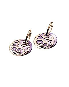 Smaller Interchangeable Mother-of-Pearl Siriana Earrings