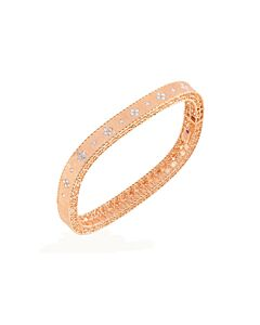 Rose Gold Princess Collection Diamond Bracelet
