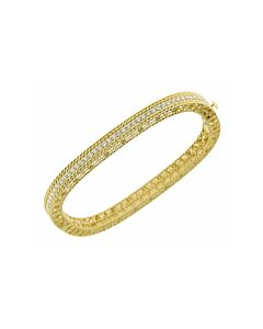 Roberto Coin Princess Collection Diamond Bangle