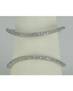 Diamond Cuff Ring
