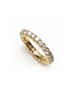 Flexible One Carat Diamond Eternity Ring