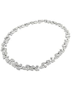 Ten and a Half Carat Diamond Collar
