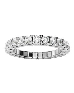 One Carat Expandable Spryng Diamond Ring