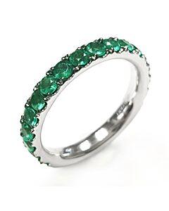 14K Emerald Ring