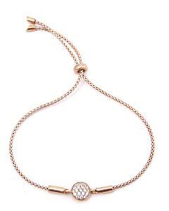 Bolo Bracelet in Rose