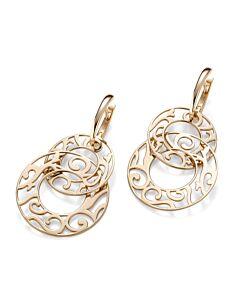 18K Gold Siriana Earrings