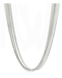 10 Strand 14K Gold Necklace