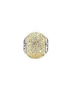 PANDORA ESSENCE COLLECTION 14k Gold & St Silver Sensitivity Charm