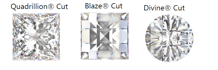 Bez diamond cuts
