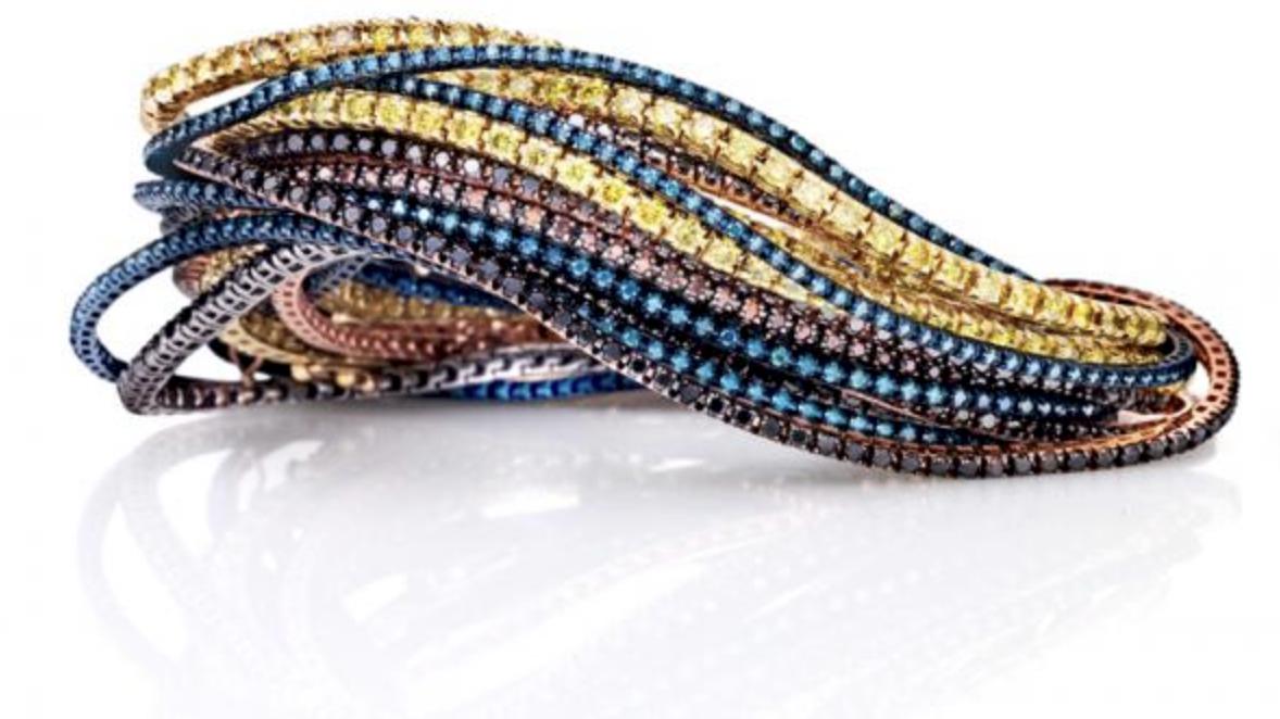 Facet bracelets