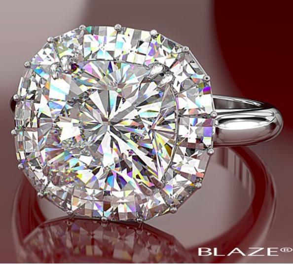 R of F large diamonds